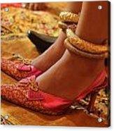 Khmer Wedding  Acrylic Print