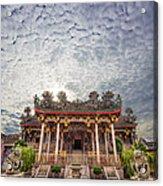 Khoo Kongsi Temple Acrylic Print