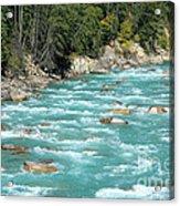 Kicking Horse River Acrylic Print