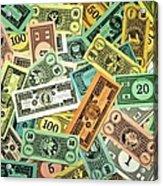 Kid Cash Acrylic Print