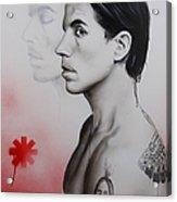 Kiedis Apache Soul Acrylic Print
