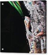 Kieth Acrylic Print