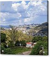 Kigali Landscape Acrylic Print