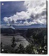 Kilauea Iko Acrylic Print