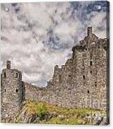 Kilchurn Castle 02 Acrylic Print