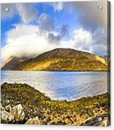 Killary Fjord - Irish Panorama Acrylic Print