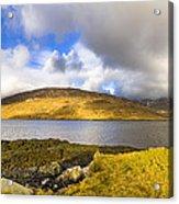 Killary Harbour On The Irish West Coast Acrylic Print