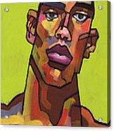 Killer Joe Acrylic Print by Douglas Simonson