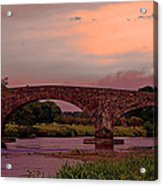 Kilsheelan Bridge Acrylic Print