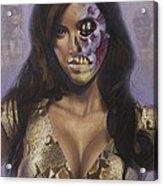 Kim Kardashian - They Live Acrylic Print