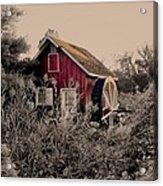 Kimberton Mill  Chester County Pa Acrylic Print