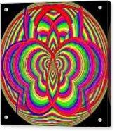 Kinetic Rainbow 28 Acrylic Print