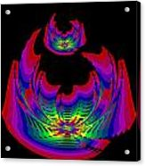 Kinetic Rainbow 45 Acrylic Print