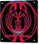 Kinetic Rainbow 46 Acrylic Print