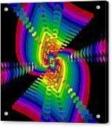 Kinetic Rainbow 47 Acrylic Print