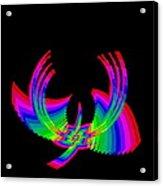 Kinetic Rainbow 49 Acrylic Print