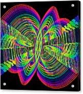 Kinetic Rainbow 55 Acrylic Print