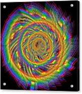 Kinetic Rainbow 60 Acrylic Print