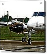 King Air 200 Acrylic Print