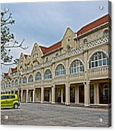 King Edward Hotel In Port Elizabeth-south Africa Acrylic Print