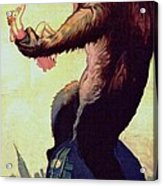 King Kong  Acrylic Print