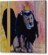 King Moonracer Acrylic Print