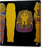 King Tut Acrylic Print