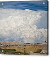 Kingdom Clouds Acrylic Print