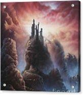 Kingdom Of Stone Acrylic Print