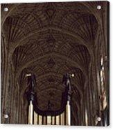 King's College Chapel Acrylic Print