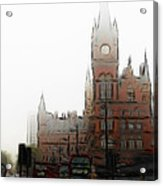 Kings Cross Acrylic Print