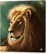 King's Glory Acrylic Print