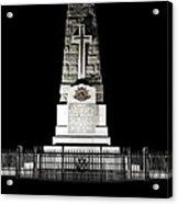 Kings Park State War Memorial Acrylic Print