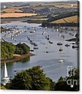 Kingsbridge Estuary Devon Acrylic Print