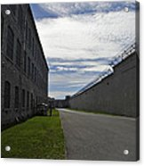 Kingston Penitentiary View To The Sallyport Acrylic Print