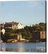 Kinsale Waterfront Acrylic Print