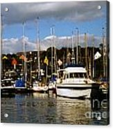 Kinsale Yacht Club Acrylic Print