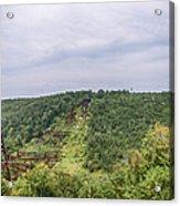 Kinzua Viaduct 6916 Acrylic Print