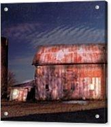 Kipling Barn Acrylic Print