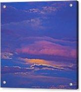 Kiss The Sky Acrylic Print
