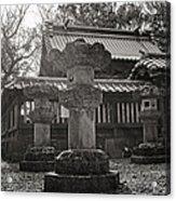 Kita-in Temple In Kawagoe Acrylic Print