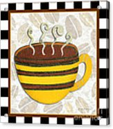 Kitchen Cuisine Hot Cuppa No14 By Romi And Megan Acrylic Print