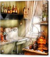 Kitchen - Momma's Kitchen  Acrylic Print