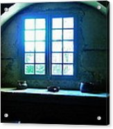 Kitchen Of The Middle Age Acrylic Print