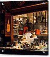 Kitchen View Acrylic Print