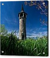 Kitchener's Pioneer Tower Acrylic Print
