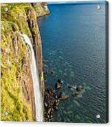 Kitl Rock Waterfall Acrylic Print