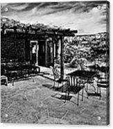 Kiva Koffeehouse - Utah Acrylic Print