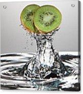 Kiwi Freshsplash Acrylic Print