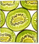 Kiwi Fruit IIi Acrylic Print by Paul Ge